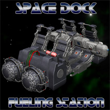 Space Dock Fuel Station