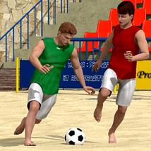 WM Beach Soccer for M4
