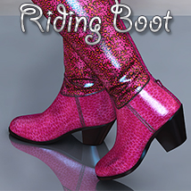 NYC Collection: Riding Boot