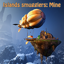 Islands smugglers: Mine