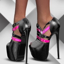 Fashionable Ankle Boots V4 & Dawn