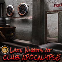 i13 Late Nights at CLUB APOCALYPSE