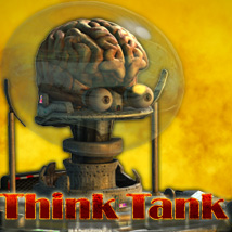 Think Tank- Cybernetic Undead Creature