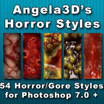 Angela3D's Horror Styles