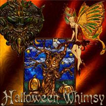 Harvest Moons Halloween Whimsy