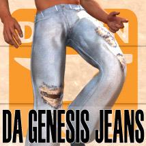 DA Genesis Jeans
