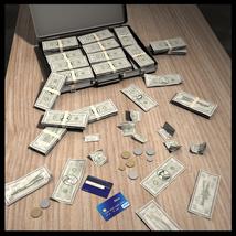 Everyday items: Money