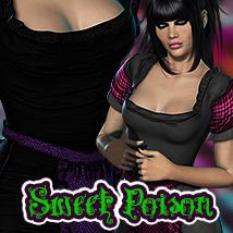 SweetPoison Darkland for V4 & Dawn