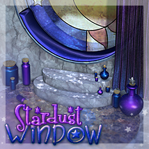 Stardust Window & Poses