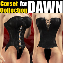 Corset Collection For Dawn