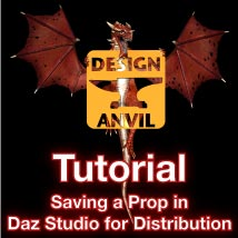 DA Tutorial Daz Prop Distribution