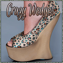 NYC Collection: Crazy Wedges
