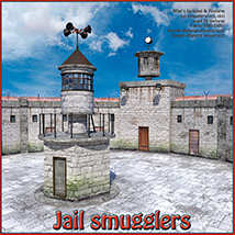 Jail smugglers