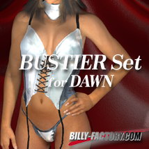 Dawn BUSTIER Set