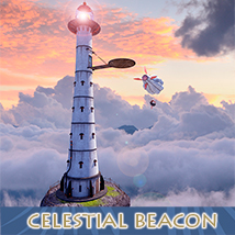 Celestial beacon