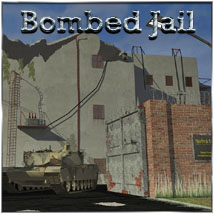 Bombed Jail
