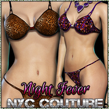 NYC Couture: Night Fever for Dawn