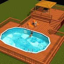 AB Pool Set