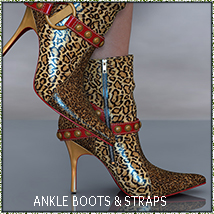 NYC Collection: Ankle Boots