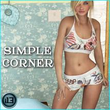 i13 Simple Corner