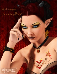 4blueyes Jewelry Box