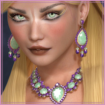 Dazzle for GCD Jewelry Set 1