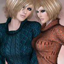 Dynamic Collection- Cozy Sweater Dawn/V4