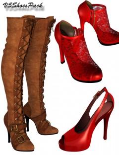 V5 Shoe Pack