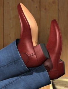 Chelsea Boots for Genesis