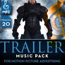 Trailer Music Pack