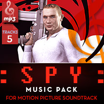 Spy Music Pack