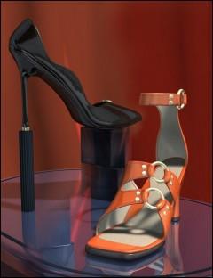 V4 Classic-Ring Shoe Pack