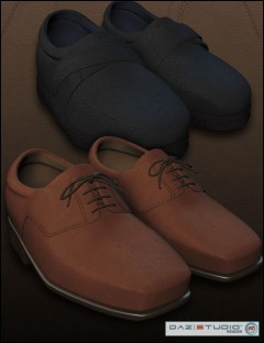 Male Shoe Pack