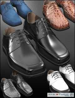 DAZ Dress Shoe