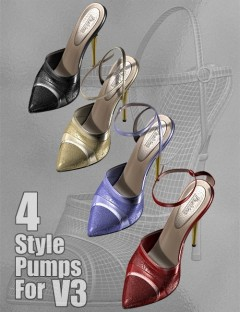 4 Style Pumps for V3