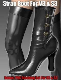 Strap Boot for V3&S3