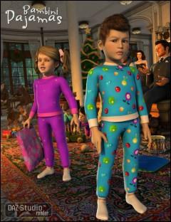 Bambini Pajamas