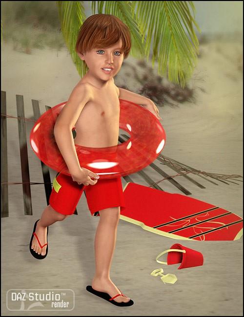 Beach Set Boys