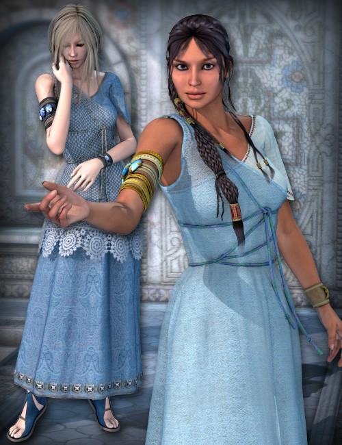 Kassandra Dress for V4