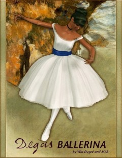 Degas Ballerina for SP