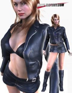 V3 Leather Wear Set