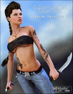 Adventure Girl Essentials: Warrior Princess V4