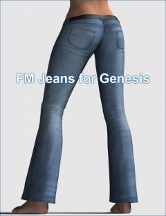 FM Jeans for Genesis