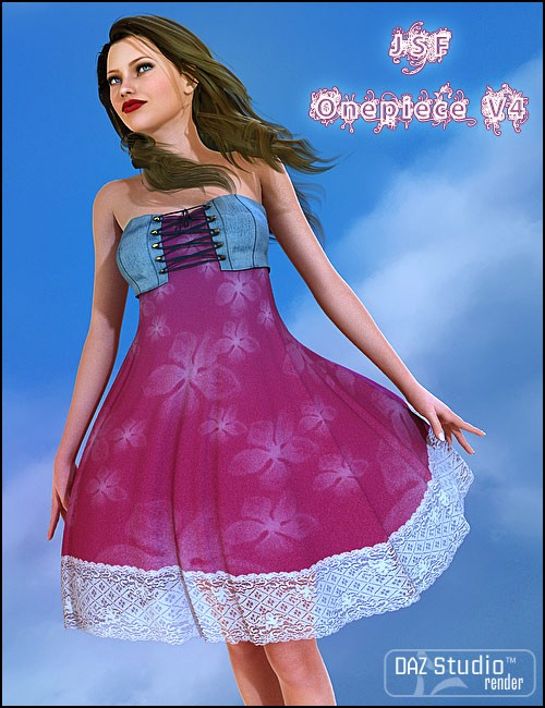 Japanese Style Fashion Onepiece V4A4G4 Elite