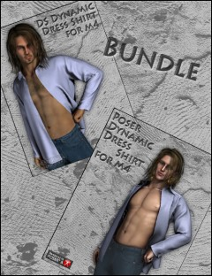 Dynamic Dress Shirt for M4 Bundle