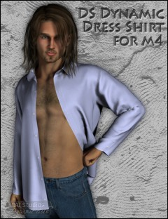 DS Dynamic Dress Shirt for M4