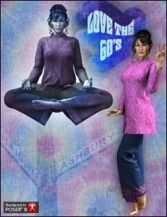 Poser Dynamic Love The 60s