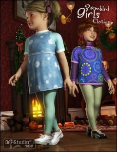 Bambini Girls Clothing