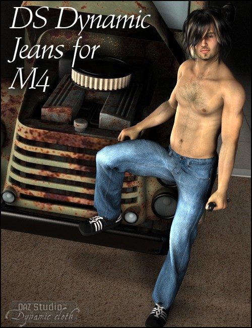 DS Dynamic Jeans for M4