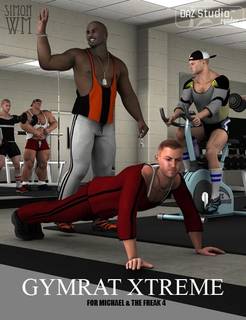 Gymrat Xtreme